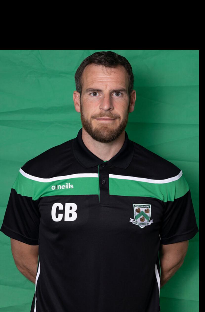 Chris Bolder (Manager)