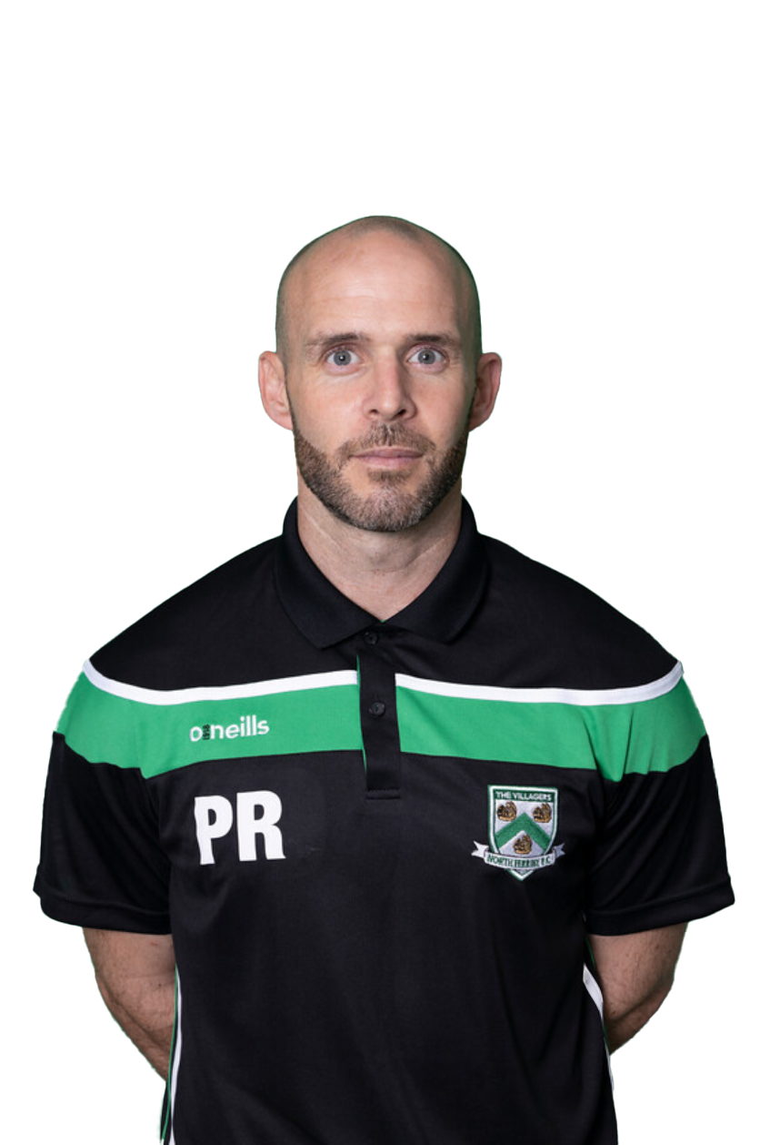 Paul Robson (Assistant Manager)